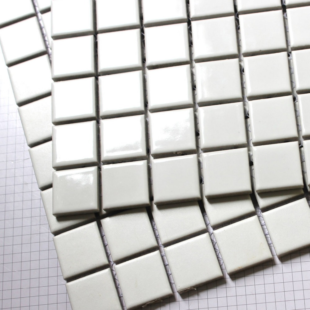 White Floor Tile Kitchen Online Get Cheap Glossy White Floor Aliexpresscom Alibaba Group