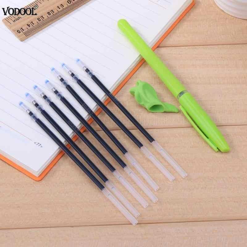 0.5mm sihirli tükenmez kalem otomatik ufuk mürekkep silinebilir kalem dolum seti kırtasiye okul ofis malzemeleri yavaş yavaş kaybolan mürekkep