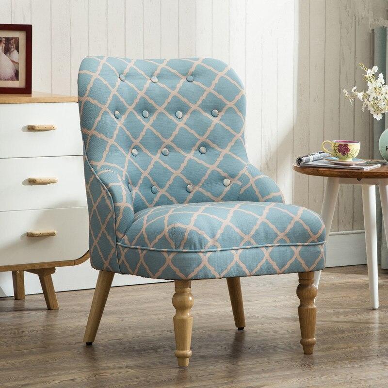 Fauteuil moderne canapé unique siège maison salon ou chambre meubles loisirs canapé chaise moderne Accent chaise Relax Design chaise