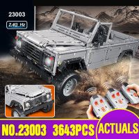 L Model Compatible with Lego L23003 3643Pcs Models Building Kits Blocks Toys Hobby Hobbies For Boys Girls