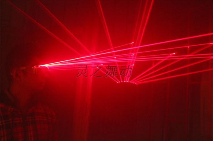 Тегін жеткізу LED-лазерлік көзілдірік - Мерекелік және кешкі заттар - фото 3