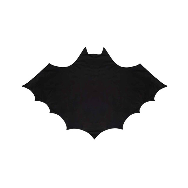 Hot Batman Blanket Game Mat Moon Face Puzzle Carpet Child Developing Mat  Baby Kids Rug Floor