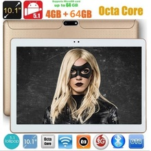 10 inch 3G tablet pc Android 7.0 Octa core 1280*800 5.0MP 4GB 32GB Bluetooth dual sim cards GPS 7 9 10 tablets