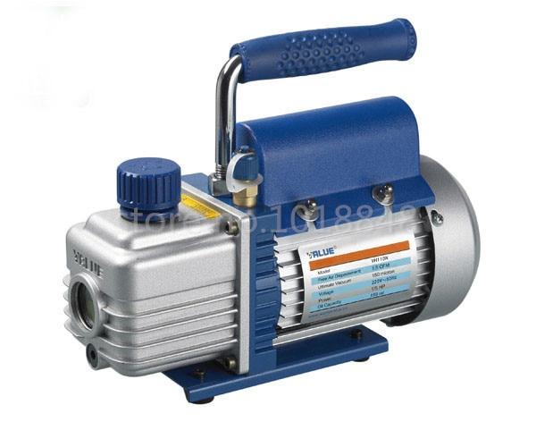 FY-1H-N Original mini portable air vacuum pump ultimate vacuum for Laminating Machine and LCD screen separator Freeshipping насосы компрессоры overflight fy 1h n