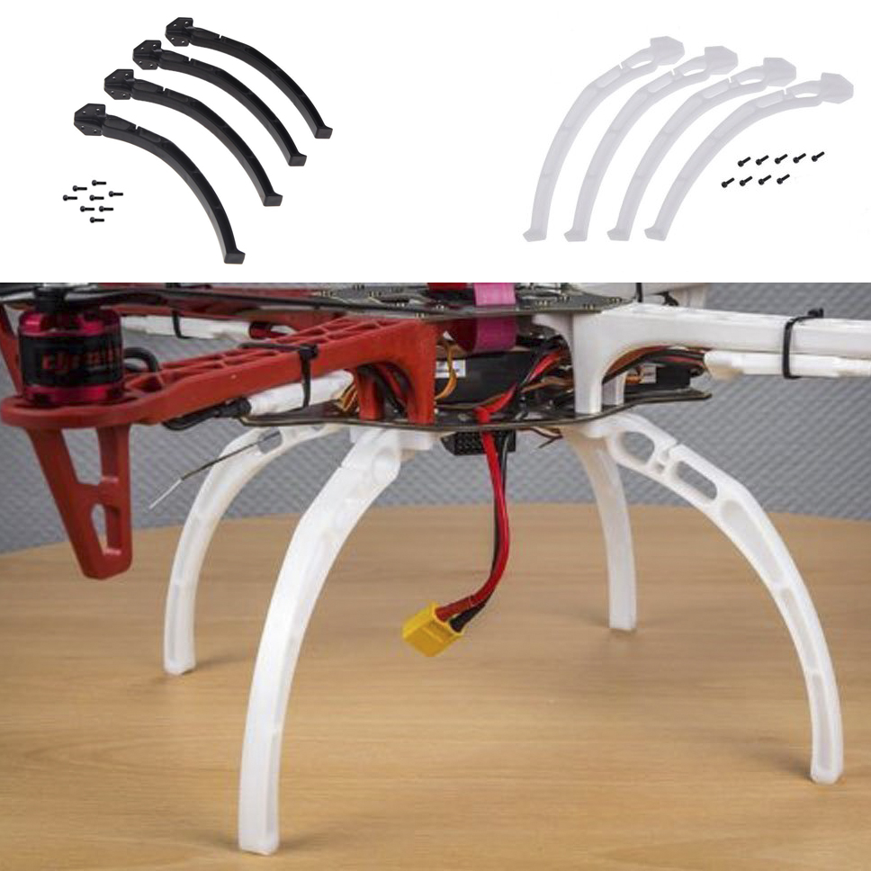 4pcs-universal-tall-landing-gear-skids-for-f450-f550-sk480-fpv-aerial-font-b-drone-b-font-rc-spare-parts-height-extender-feet-leg-protector