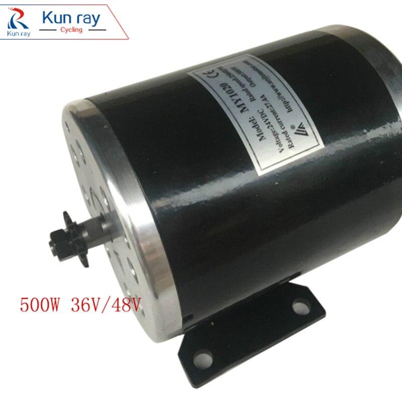 Buy dhl unitemotor my1020 500w24v 36v 48v for Unite motor co ltd