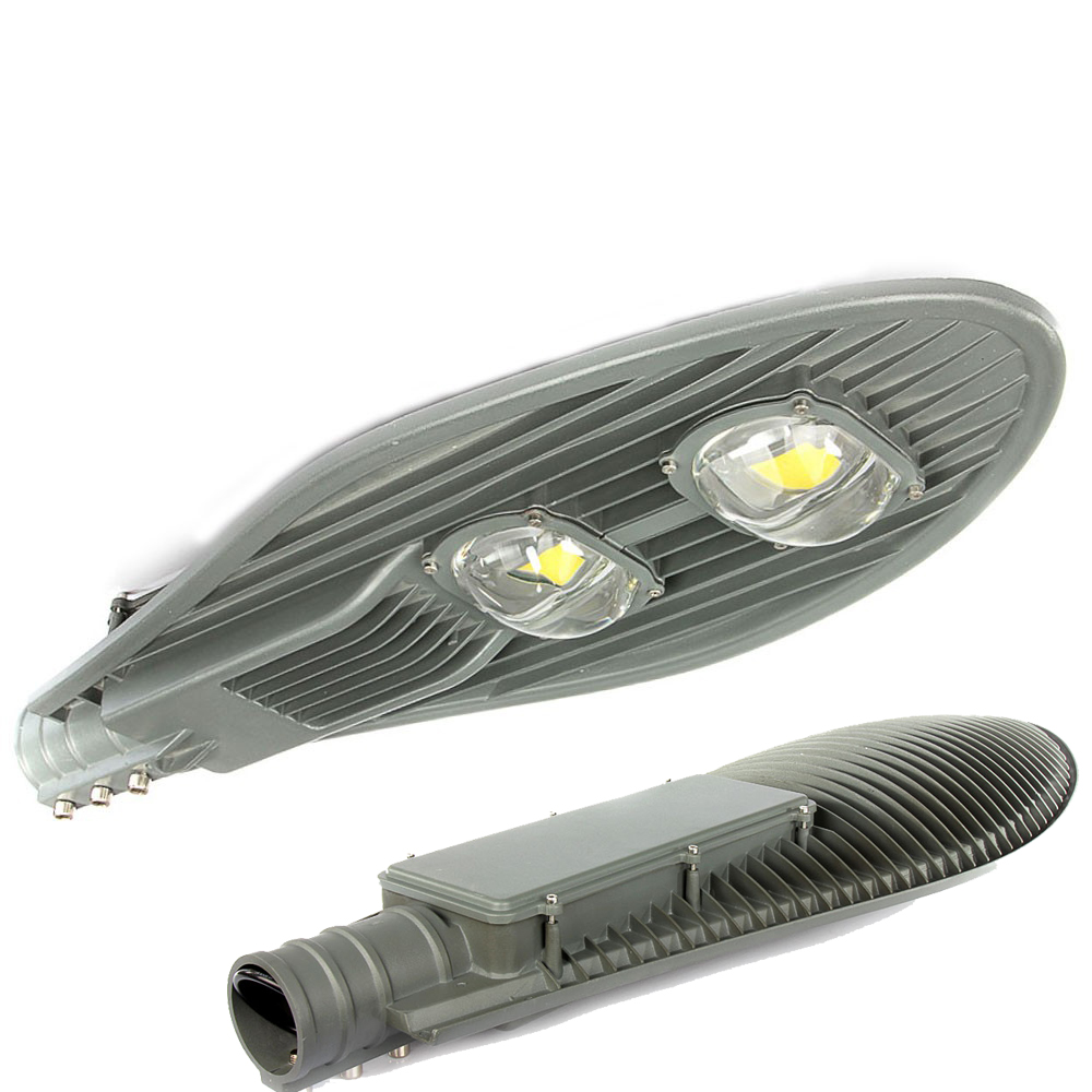 20pcs Outdoor lighting Led Street light 50W 100W 150W Led Streetlight Street lamp Waterproof IP65 AC85-265V Path Lights