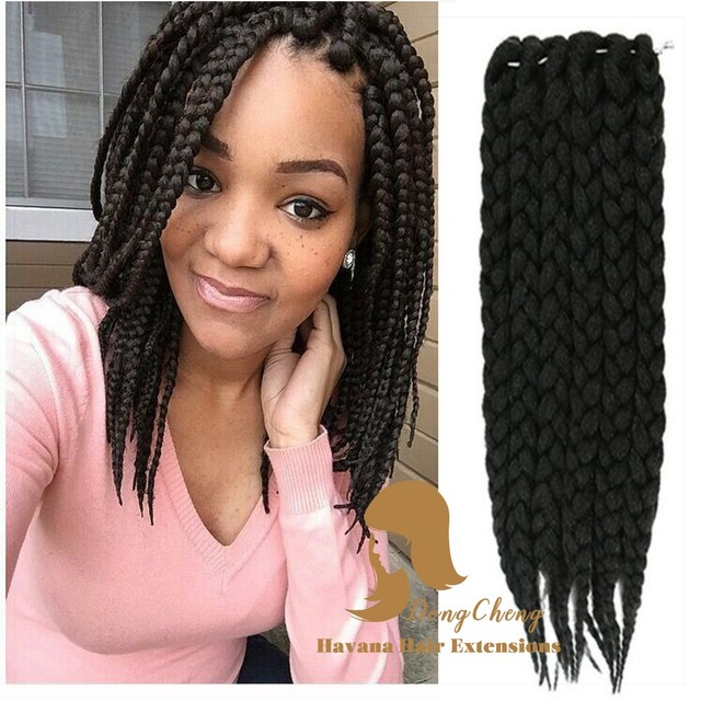 New Balance Hair 3x Jumbo Box Braids Hair Havana Mambo