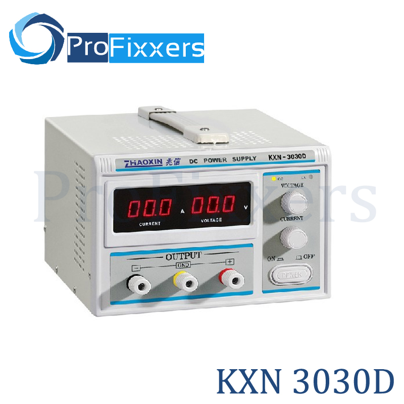 New 30V 30A LED ZHAOXIN KXN 3030D High power Switching DC Power Supply by DHLfree shipping