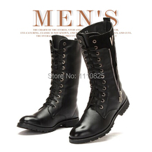 Free shipping tall canister boots, Tip men's Leather shoes, British fashion men's Riding, Equestrian Boot