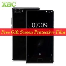 DOOGEE MIX 5.5 pouce Android 7.0 Samrtphone Helio P25 Octa Core Double Retour Caméra Téléphone D'empreintes Digitales Mobile Téléphone 6 GB 64 GB 3380 mAh