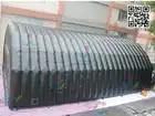 15LX10WX6HM Tenda Nera Vendita Tunnel Gonfiabile impermeabile