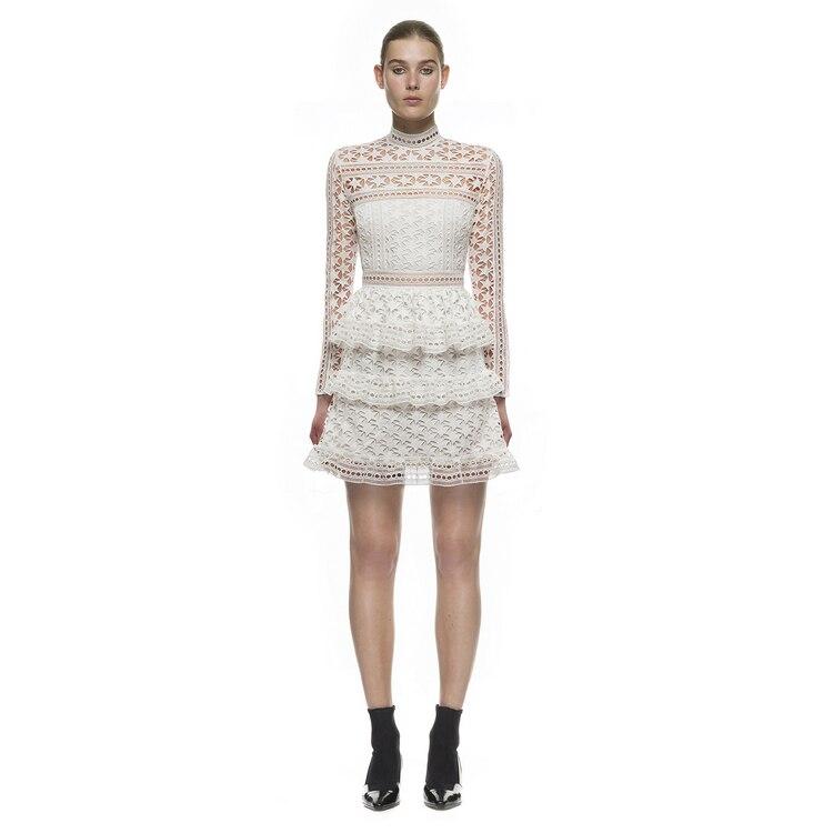 Buy High End Custom Portrait Female Clothing 2016 Autumn Winter Fashion Runway