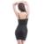 Mulheres Que Moldam Deslizar com Guarnição Do Laço no Busto bodysuit saia de corpo Inteiro