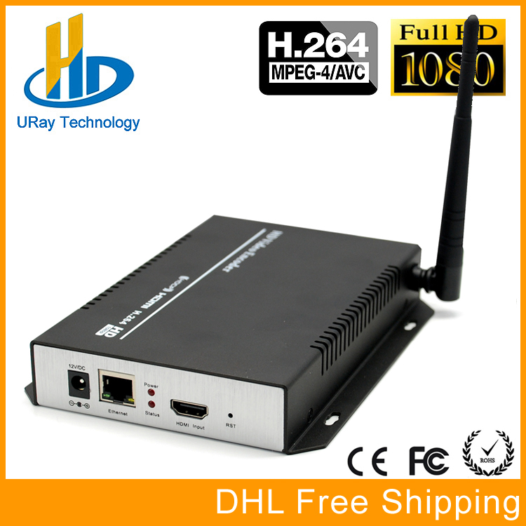 H264 HTTP RTMP RTSP UDP Multicast HDMI IPTV Wireless Video Encoder H.264 Support WiFi For Live Streaming, IPTV, Wowza Server office live communications server