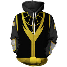 Fans Wear Sweatshirt Hawkeye 3D Prined Hooded Sweatshirts Hawkeye Cosplay Hoodie
