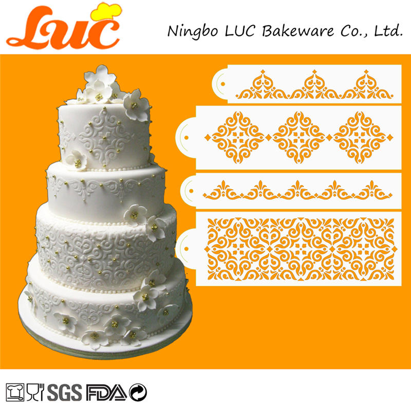 LUC Quality Products Professional Cake Decorating Tools Mexican ...