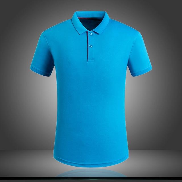 Мода лето мужская рубашка поло S-5XL короткий рукав твердые мужские поло мужской бренд мужской вершины тройники рубашки свободного покроя уменьшают подходящую рубашку-поло homme