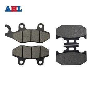 Motorcycle Parts Front Rear Brake Pads Kit For YAMAHA TTR250 TTR 250 L M N P R S T V YZ250 YZ 250 WRA A B D E F G H J(China)