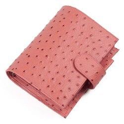 Corretto A6 Formato Del Cuoio Genuino Notebook Planner Organizzatore Anelli Binder Copertura Diario Ufficiale Sketchbook Agenda con Grande Tasca