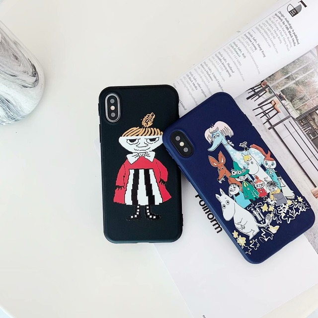 moomin coque iphone 6
