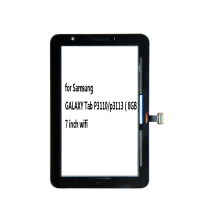 цена на 7'' inch for Samsung Galaxy Tab 2 7.0 P3100 P3110 LCD Tablet Touch screen Digitizer panel Sensor Glass Lens Panel+tools