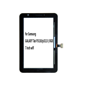 7'' inch for Samsung Galaxy Tab 2 7.0 P3100 P3110 LCD Tablet Touch screen Digitizer panel Sensor Glass Lens Panel+tools цена 2017