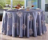 Hotels, tablecloths, restaurants, big round tablecloths, luxury luxury home textiles