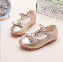 children shoes girls shoes 2016 brand summer autumn beading fashion princess sandals kid designer single sandals shoes for girls