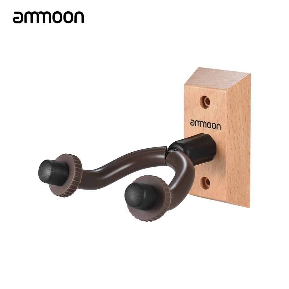 Aliexpress Com Buy Ammoon Gh 01 Guitar Hanger Wooden