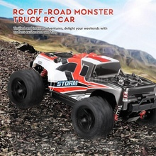 Off-Road Car 1/18 Carros De Controle Remoto Speed 4x4 36km/h Buggy RC Vehicle for Kids Climbing 18301
