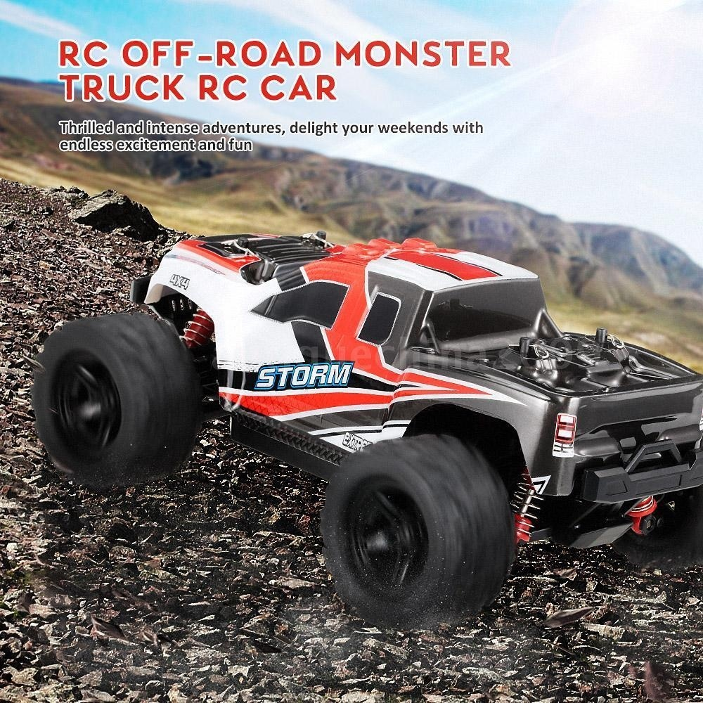Off-Road Car 1/18 Carros De Controle Remoto Speed Car 4x4 36km/h Buggy RC Vehicle for Kids Climbing Car 18301