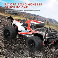 Off Road Car 1/18 Carros De Controle Remoto Speed Car 4x4 36km/h Buggy RC Vehicle for Kids Climbing Car 18301