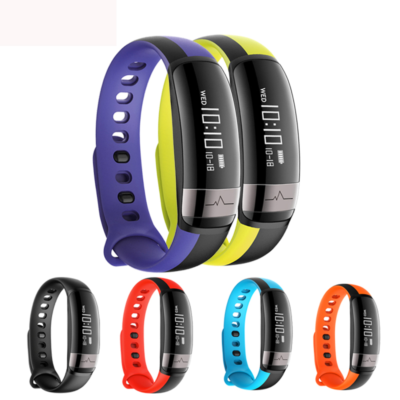 Heart Rate Watch Sports Wrist Watches Blood Pressure Smart Bracelet Fitness Tracker with Pedometer and Pulse Monitor V10 Band men s multi function waterproof smart sports watch with gps heart late fitness tracker pedometer pair with bluetooth4 0