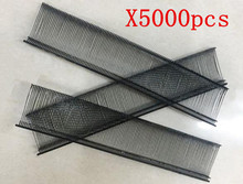 [ Fly Eagle ] 5000pcs 25mm Black Garment CLOTHING Label TAGGER Barbs PINS