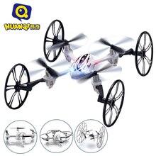 Unique 4 Formes RC Drone Drones Huanqi 886 Mini Hélicoptère 2.4G 4CH 6-Axis Gyro Télécommande Quadcopter VS Hubsan X4 H107L Jouet