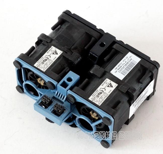 Server Cooler Fan FOR HP DL360 G6 360 G7 Delta GFB0412EHS DC 12V 1.82A FOR HP P/N:489848-001 SPS P/N:532149-001 Cooling Fan
