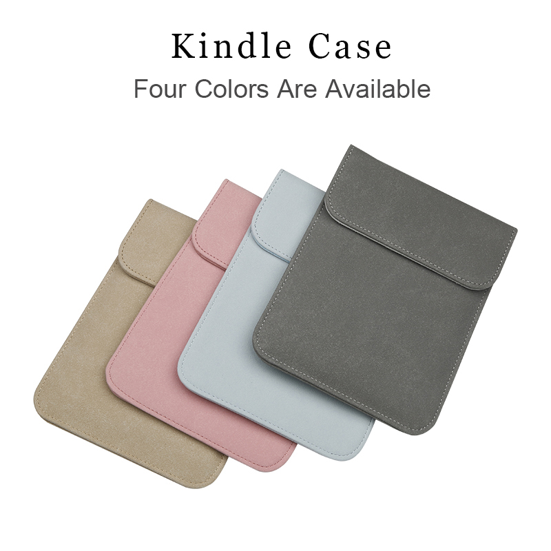 WALNEW Original Thin PU Leather Case for Amazon Kindle 8 All Type Paperwhite Voyage Oasis 6 inch E-book Cover Sleeve Pouch walnew case for amazon new kindle paperwhite 7th