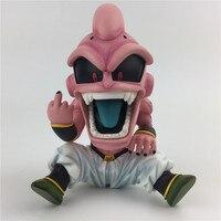 12cm Anime Dragon Ball Z GK Resin Figures Evil Majin Buu Kid Buu Action Figure Collection Model Toys For Christmas Gift