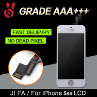 1PCS No Dead Pixel AAA Quality For IPhone 5SE LCD Display Replacement Touch Screen Pantalla Assembly