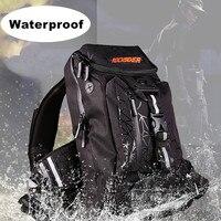 Waterproof Motorcycle Bag Motorcycle Daily Backpack Travel Bag motocross road riding motorbike backpacks men moto luggage Bag