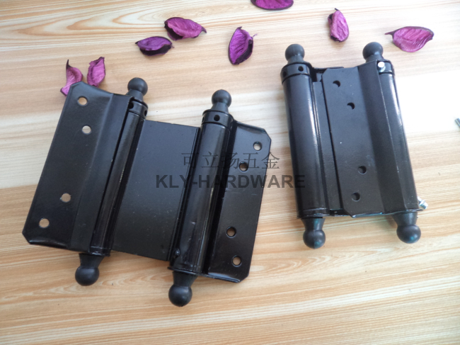 1 Pair 4inch Double Acting Spring Hinge Cafe Saloon
