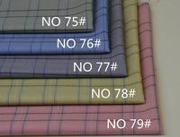 New worsted wool suit fabric Grid fabric men's and women's business suit fabric fashionable trouser dress fabric 2019 2020