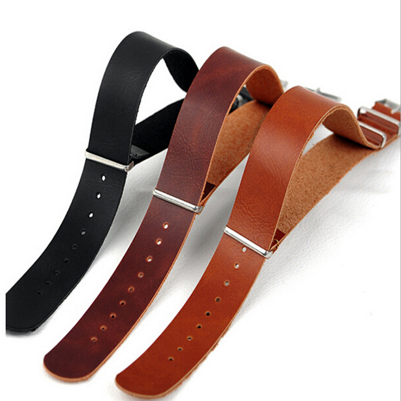 2017 High Quality PU Leather Watchband 18-22 mm Soft Watchband Replacement Leather Watch Strap Wristwatch Belt For Men & Women free drop shipping 2017 newest europe hot sales fashion brand gt watch high quality men women gifts silicone sports wristwatch