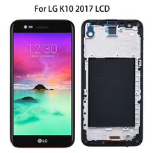 "Tested 5.3"" Original 1280x720 Display For LG K10 2017 L"