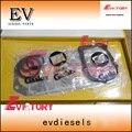Для yanmar 4TN100 поршневое кольцо + уплотнительная прокладка коленчатого вала и подшипника