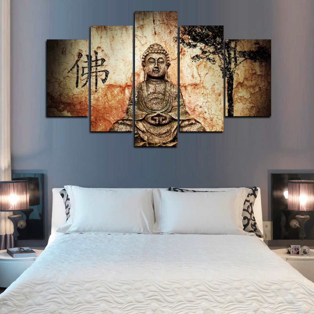 Buy Zen Canvas Art And Get Free Shipping On Aliexpress Com