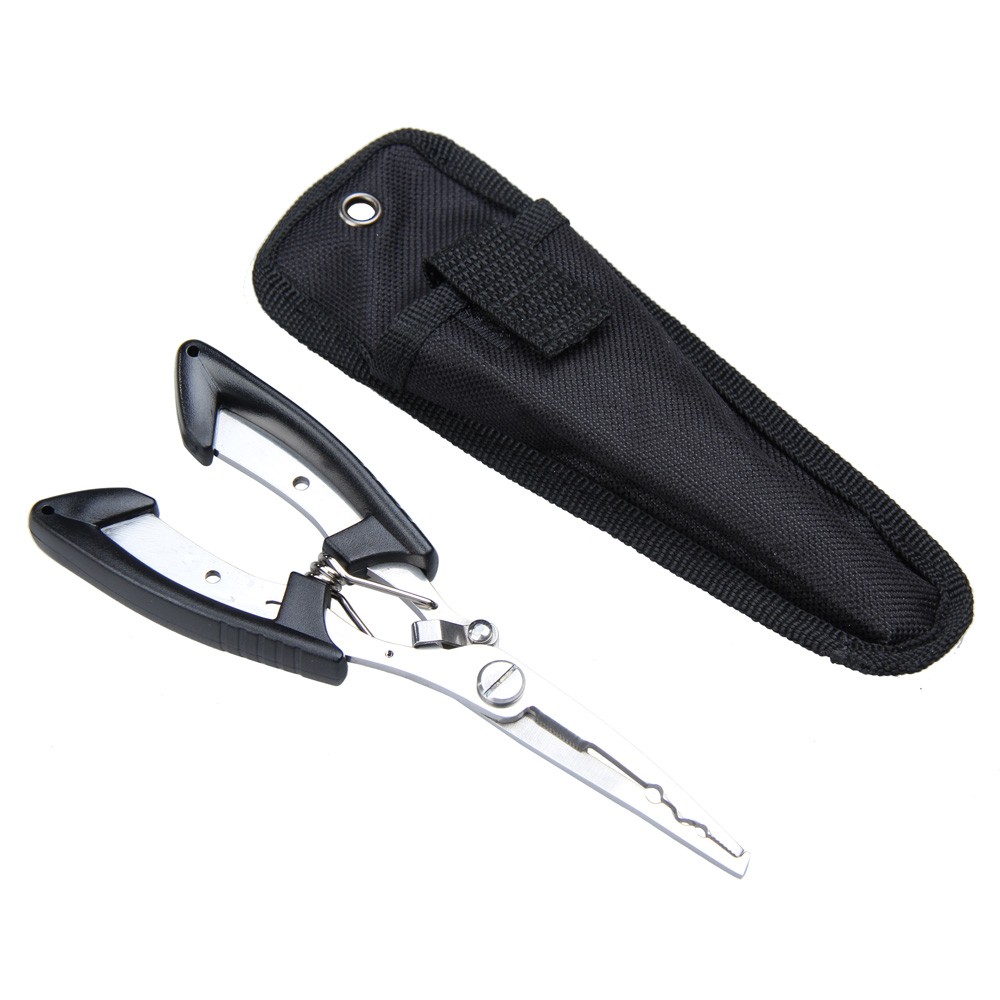 Stainless Steel Fishing Pliers Fishing Line Cutter Lure