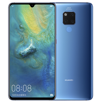 HUAWEI Mate 20 X 20X Smartphone 7.2 inch Full Screen 2244×1080 Kirin 980 octa core EMUI 9.0 5000 mAh 4*Camera Quick Charger