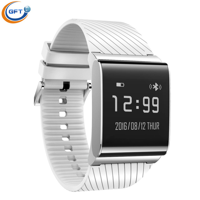 GFT Heart Rate Monitor Smart Watch Blood Pressure Blood Oxygen Monitoring Smart Band Fitness Tracker X9 plus Activity Tracker